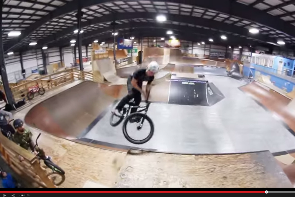 Jay Dalton and Friends at Rye Airfield | Tree Bicycle Co